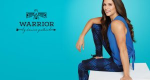 """Danica Patrick Launches Her """"Warrior"""" Clothing Line"""