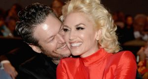 Blake And Gwen Rock Out Together In Mexico