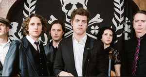 THE TOSSERS Release 'ERIN GO BRAGH' Lyric Video, Share to win contest!