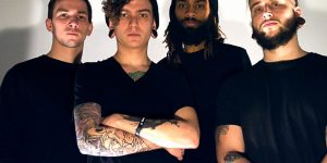 A WAKE IN PROVIDENCE Release Drum Play-through Video for 'A Darkened Gospel'