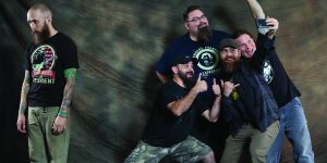 Album Review | Holding On To Nothing – The Fourth Place Concession Prize For Abject Failure