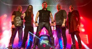 Power Metallists PHEAR Return With New EP Titled 'The Curse Lives On'