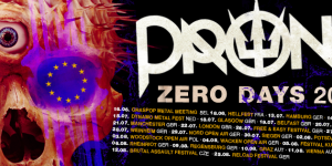 PRONG Set to Release New Album 'Zero Days' in July!