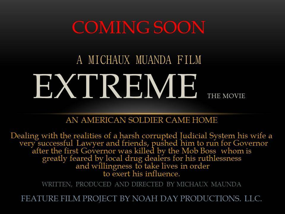World Trailer Premiere: Extreme The Movie