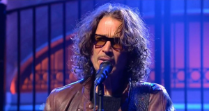 "Chris Cornell To Go On Acoustic Tour For New Album ""Higher Truth"""