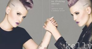 "Kelly Osbourne's Book ""There Is No F*cking Secret"" Is Due In April"
