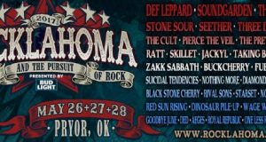 Rocklahoma 2017 Lineup Confirmed