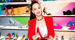 Katy Perry To Launch New Shoe Collection