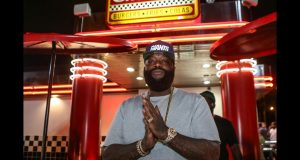 Rick Ross Inks New Checkers Restaurant Deal