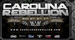 Carolina Rebellion 2017 Is Around The Corner