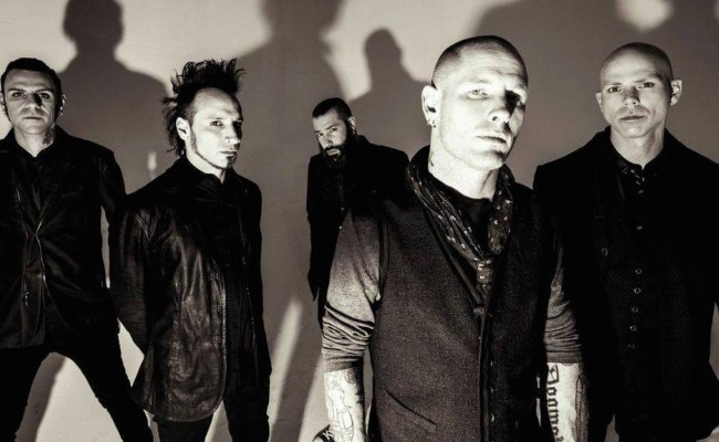 Stone Sour To Release New Album Named Hydrograd