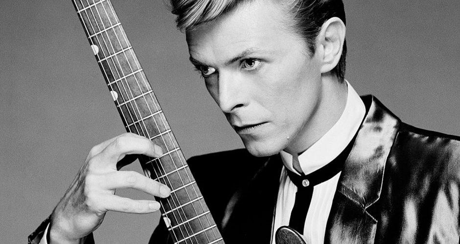David Bowie Gets 10 Commemorative Stamps From British Postal Service
