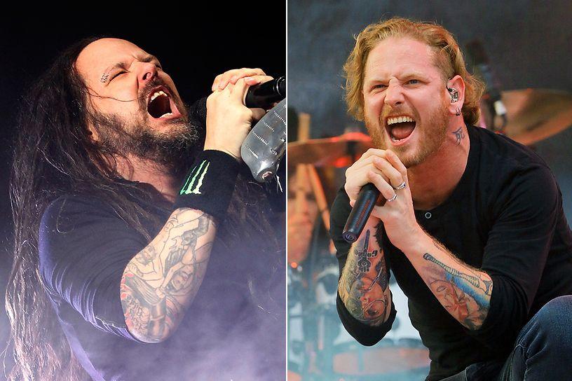Korn And Stone Sour To Co-Headline Tour