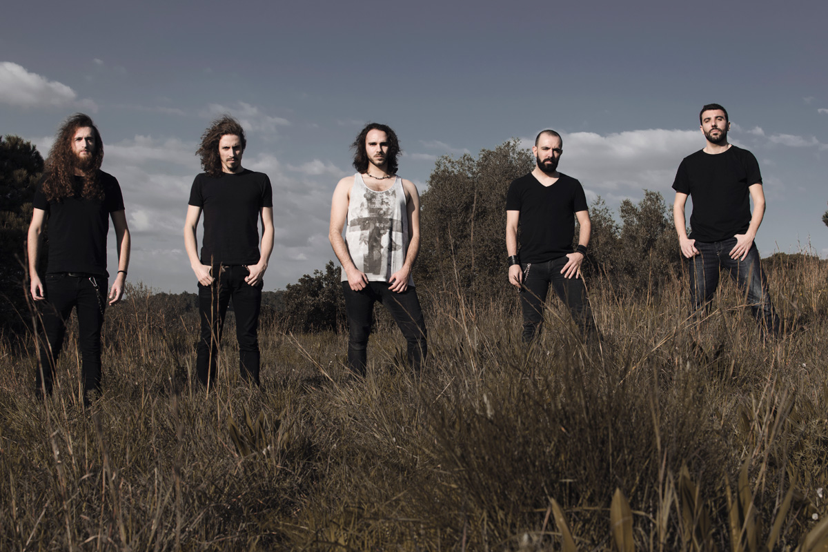 New Artist Spotlight | Steelfall's The Event Horizon LP Out Today On Raging Planet! (For fans of Trivium, As I Lay Dying and Nevermore)