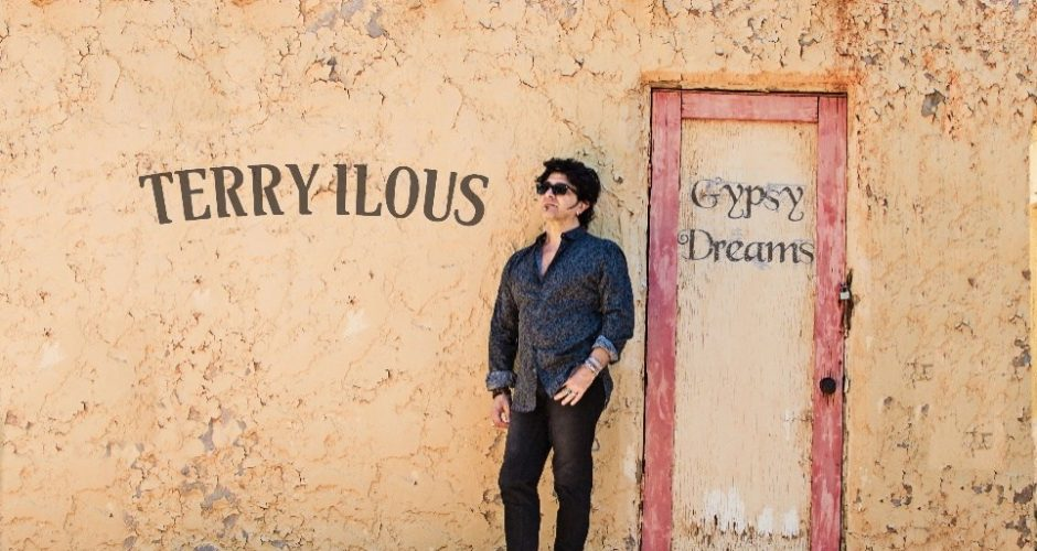 "TERRY ILOUS, Lead Singer of Great White & Founder of XYZ to Release New Solo Album ""Gypsy Dreams'"