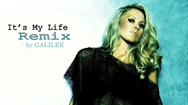 "DARCY DONAVAN New Single ""It's My Life"" [Remix by GALILEE] is out now!"