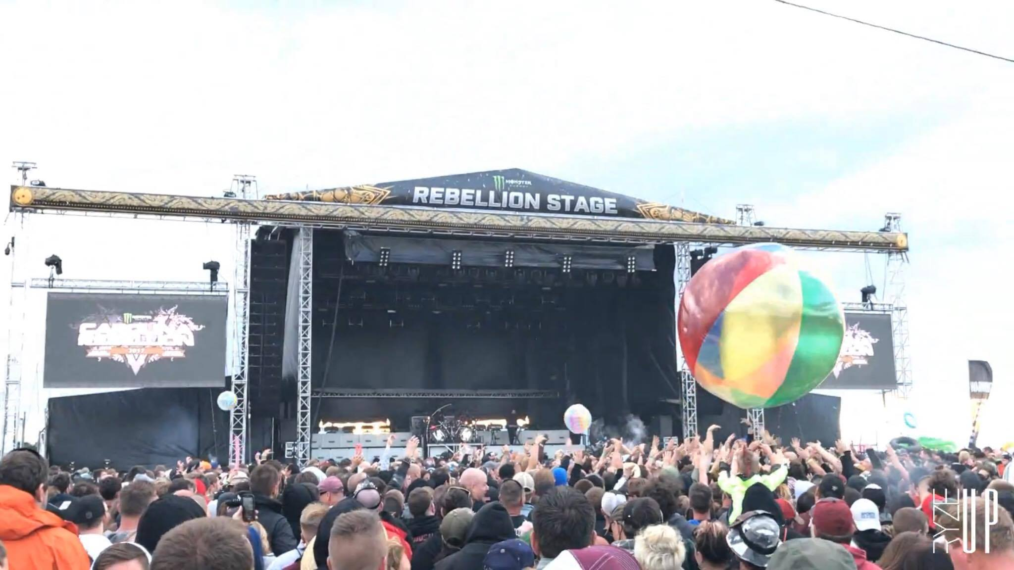 Carolina Rebellion 2017 Highlights VLog – Part 2