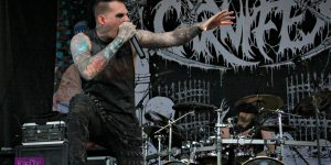 Concert Photos   Vans Warped Tour 2017 – Charlotte, NC : CARNIFEX, SILVERSTEIN, CANDIRIA & GWAR!