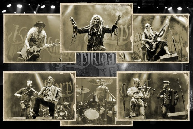 "KORPIKLAANI Release First Digital Single From ""Live at Masters of Rock"""
