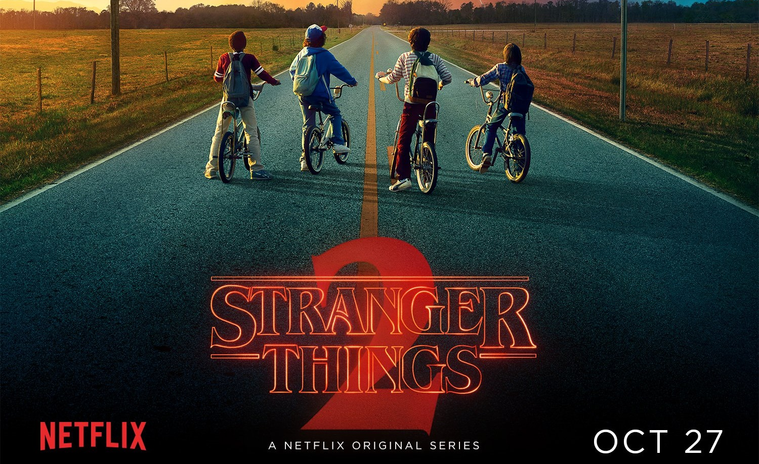 'Stranger Things' Season 2 Premiere Date Set For October