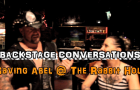 A BACKSTAGE CONVERSATIONS Interview with SAVING ABEL's Scott Bartlett at 'The Rabbit Hole' in Charlotte, NC