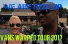 'We Are Ryze-Up' Vans Warped Tour 2017 – Charlotte, NC | Backstage Access Vlog