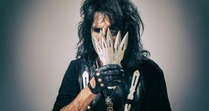 "ALICE COOPER's ""Paranormal"" Dominates The Charts — DETAILS ENCLOSED!"