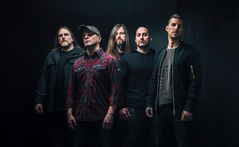 ALL THAT REMAINS Releases Thunder Rolls Video (Garth Brooks Cover)