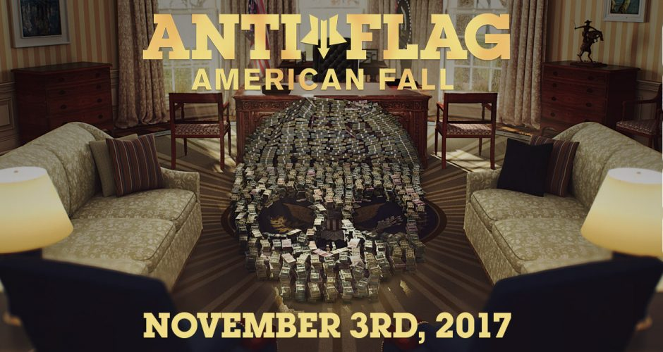 """ANTI-FLAG Shares Timely Video For Latest Single """"American Attraction"""""""