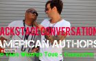 RYZE-UP EXCLUSIVE INTERVIEW: Zac Barnett of AMERICAN AUTHORS at Vans Warped Tour 2017 – Charlotte, NC | Backstage Conversations – Watch!