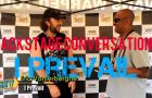 RYZE-UP EXCLUSIVE INTERVIEW: Eric Vanlerberghe of I PREVAIL at Vans Warped Tour 2017, Charlotte, NC | Backstage Conversations – Watch!