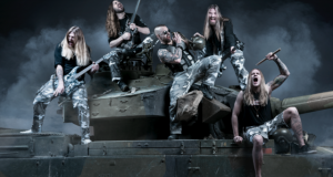 "SABATON Release New World of Tanks Music Video For ""Primo Victoria"""