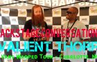 An Interview with Valient Himself – VALIENT THORR at Vans Warped Tour 2017 | Backstage Conversations