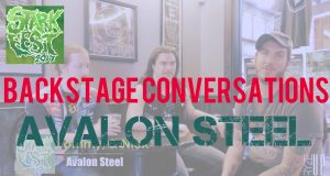 RYZE-UP EXCLUSIVE INTERVIEW:  Avalon Steel at STARKFEST 2017 – Thomas Creek Brewery in Greenville, SC | Backstage Conversations