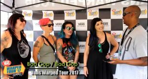BACKSTAGE CONVERSATIONS | BAD COP / BAD COP at Vans Warped Tour 2017, Charlotte, NC – Watch