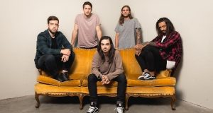 "Like Moths to Flames Announce New Album ""Dark Divine,"" Release New Song ""Nowhere Left to Sink"" — LISTEN"
