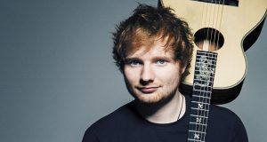 Ed Sheeran Rocking Cast After Bicycle Accident
