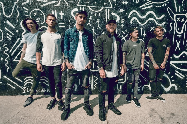"""We Came As Romans + Alt Press Premiere """"Foreign Fire"""" Video + Exclusive Interview — WATCH"""