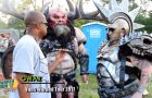 BACKSTAGE CONVERSATIONS | GWAR at Vans Warped Tour 2017, Charlotte, NC – Watch