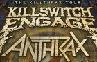 "KILLSWITCH ENGAGE + ANTHRAX Announce ""KillThrax II"" Tour"