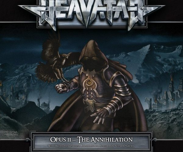 Heavatar's Classically-Inspired Metal Fusion Is Coming In 2018