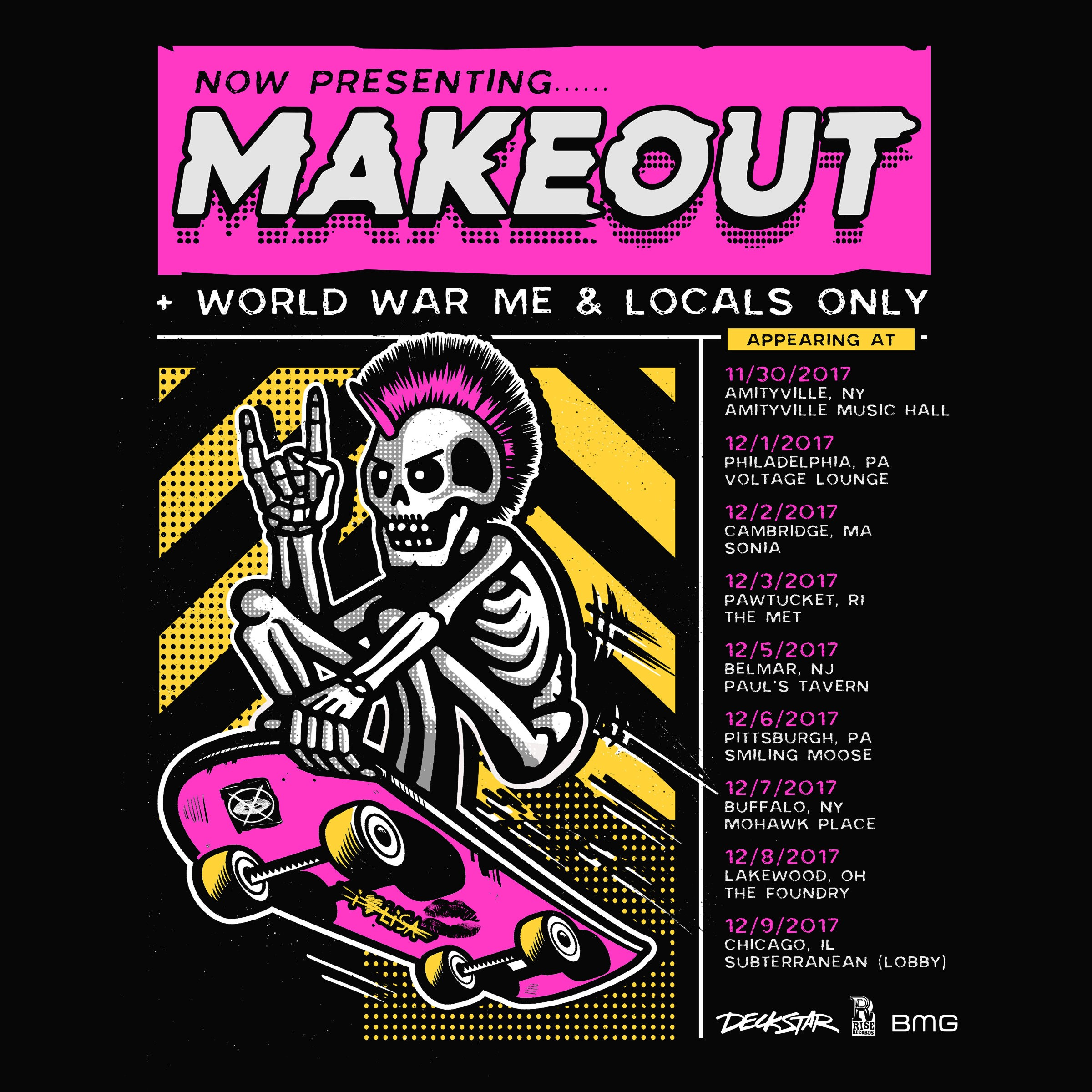 Makeout_Flyer