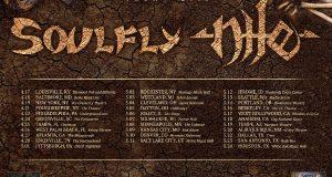 SOULFLY & NILE Announce U.S. Co-Headlining Tour