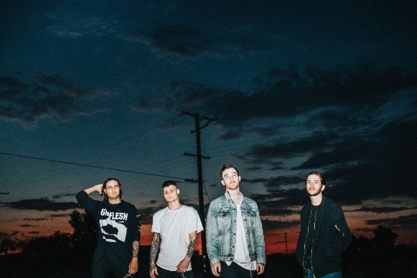 """CANE HILL to Release New Album """"Too Far Gone"""" on January 19, Listen to New Song """"Lord of Flies"""" Now!"""