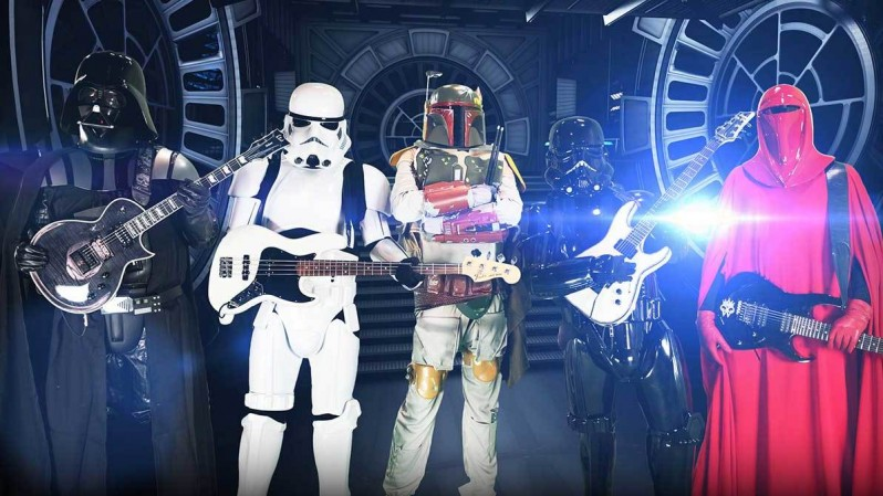 Galactic Empire Announce Winter 2018 Tour, Drop New Video ...