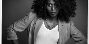 FEATURED MODEL | Alyse Fontaine