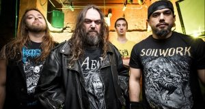 SOULFLY enter studio in January, hint return to tribal elements and concept