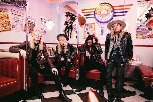 Finish Hard Rockers SANTA CRUZ Plot Return To America