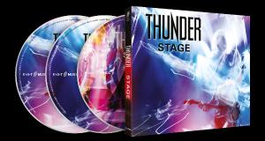 New Live THUNDER Album On the Way!