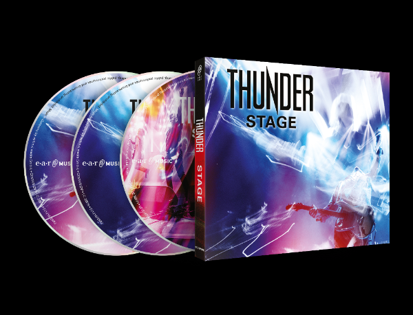 New Live THUNDER Album On the Way!